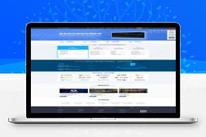 [帝国CMS]拽牛金服区块链虚拟币交易系统开发公司网站源码